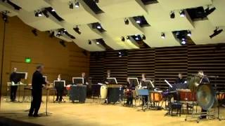 "USF Percussion Ensemble - ""Percussion"" by Johanna Magdalena Beyer"