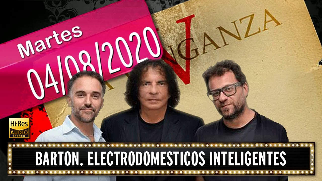 04 08 2020 Barton. Electrodomesticos inteligentes