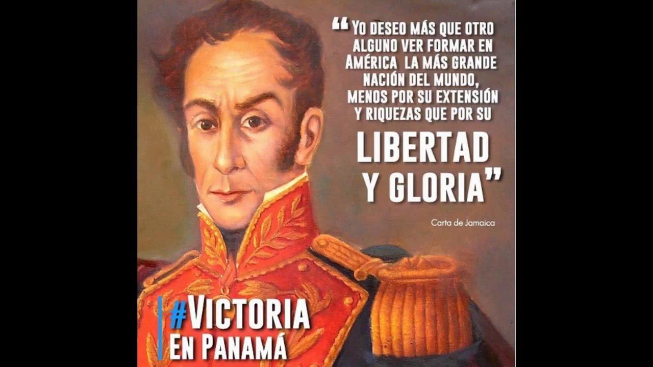 El proyecto de la unidad colombiana de Simón Bolívar