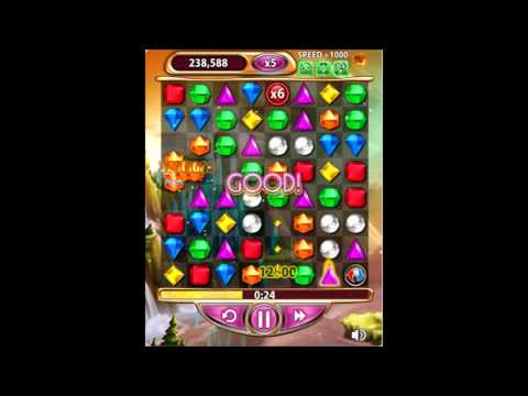 Facebook Bejeweled Blitz 2 Million Points Cat's Eye!