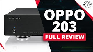Oppo UDP-203 | 4K UHD Blu Ray Player Review