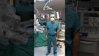 Robotik kolon kanseri tedavisi