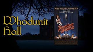 Whodunit Hall (Ep. 2): Radioland Murders