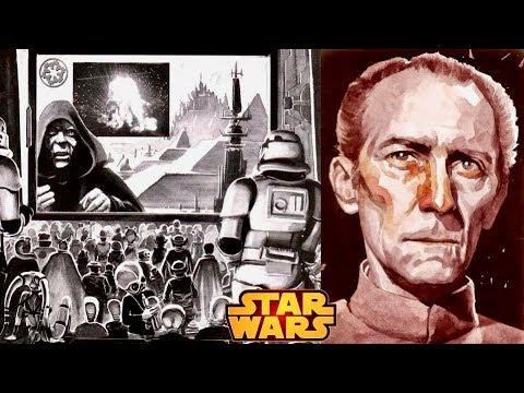 How the Empire Hid the Truth About Grand Moff Tarkin's Death