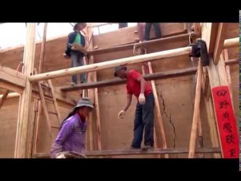 видео: Китайская стройка!