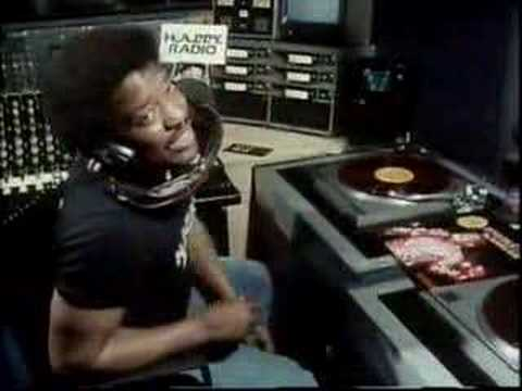 Edwin starr-Happy Radio