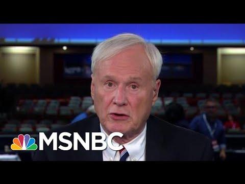 Chris Matthews: Kamala Harris Hit Joe Biden With Something He Wasn't Ready For   Hardball   MSNBC