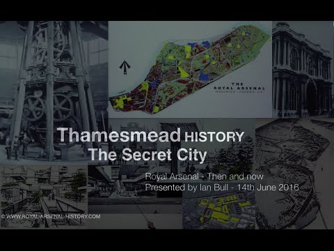 Then and Now - The Royal Arsenal - Presented by Ian Bull - 14th June 2016 (HD)