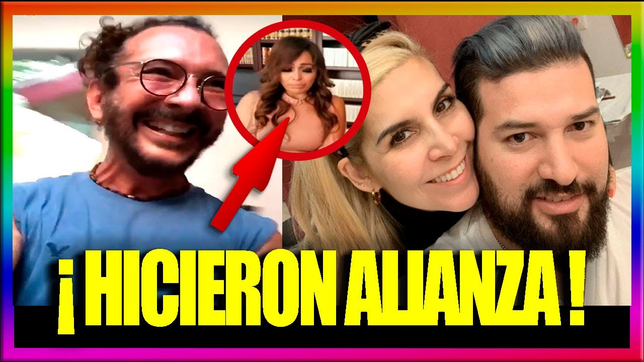 🚨🔥¡ ERIKA LUNA dice que OSCAR BURGOS 😮 hizo ALIANZA con KARLA PANINI y AMÉRICO GARZA ‼️