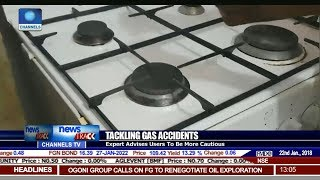 Tackling Gas Accidents: Expert Advises Users To be More Cautious