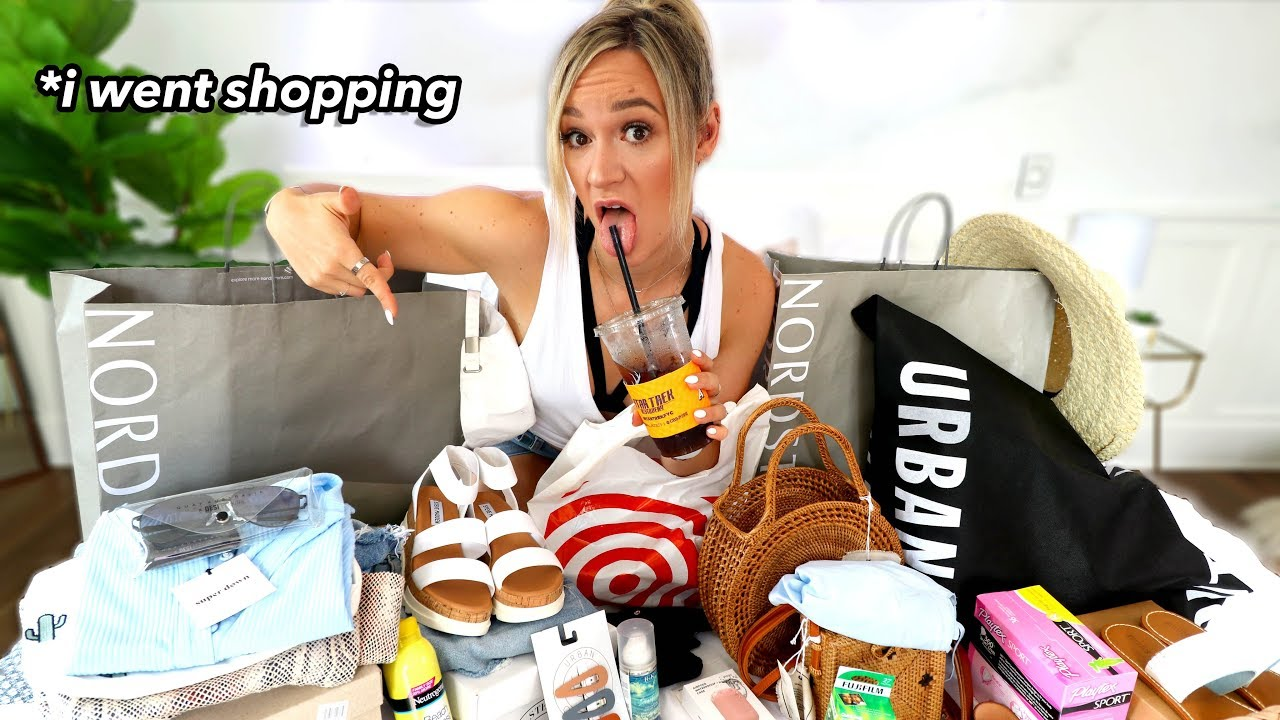 [VIDEO] - Huge Summer Clothing Haul...*i spent too much money again 7