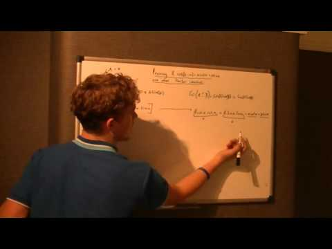 C3: Edexcel - Proving Rcos(x-a) and similar identities
