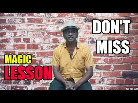 🔔MAGIC VIDEO TAMIL I📌MAGIC TRICK TAMIL #672 I MAGIC LESSON