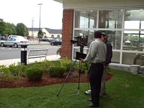 Behind The Scenes At The Grandview Commercial Shoot!