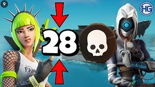 INSANE *28 BOMB* I DUO CASH CUP! (MELON & HG)