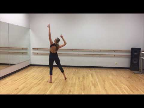 Taylor Johnson College Audition Video - UA