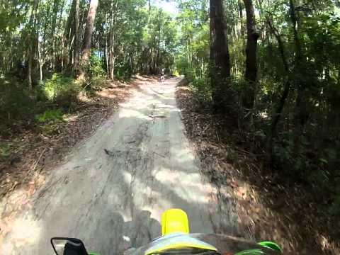 Fraser Island Motorbiking
