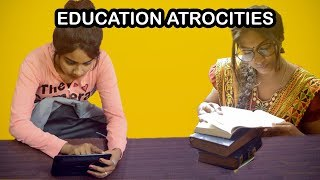 Education Atrocities || Education Then vs Now || Pori Urundai
