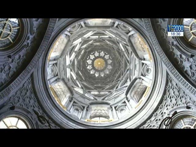 Sindone: dopo 21 anni dopo l'incendio riapre la cappella del Guarini