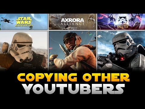 Copying Star Wars HQ & BattlefrontUpdates for Star Wars Battlefront