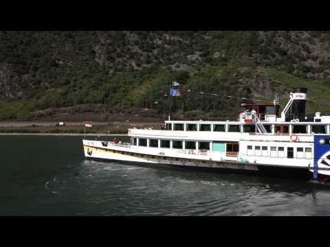 The Rhine: Steamy with Romance