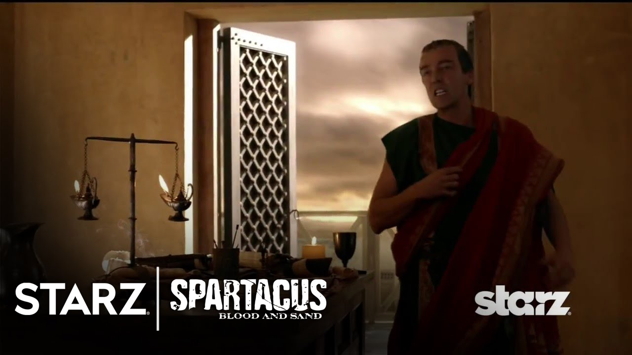 Download Spartacus: Blood and Sand | Batiatus | STARZ