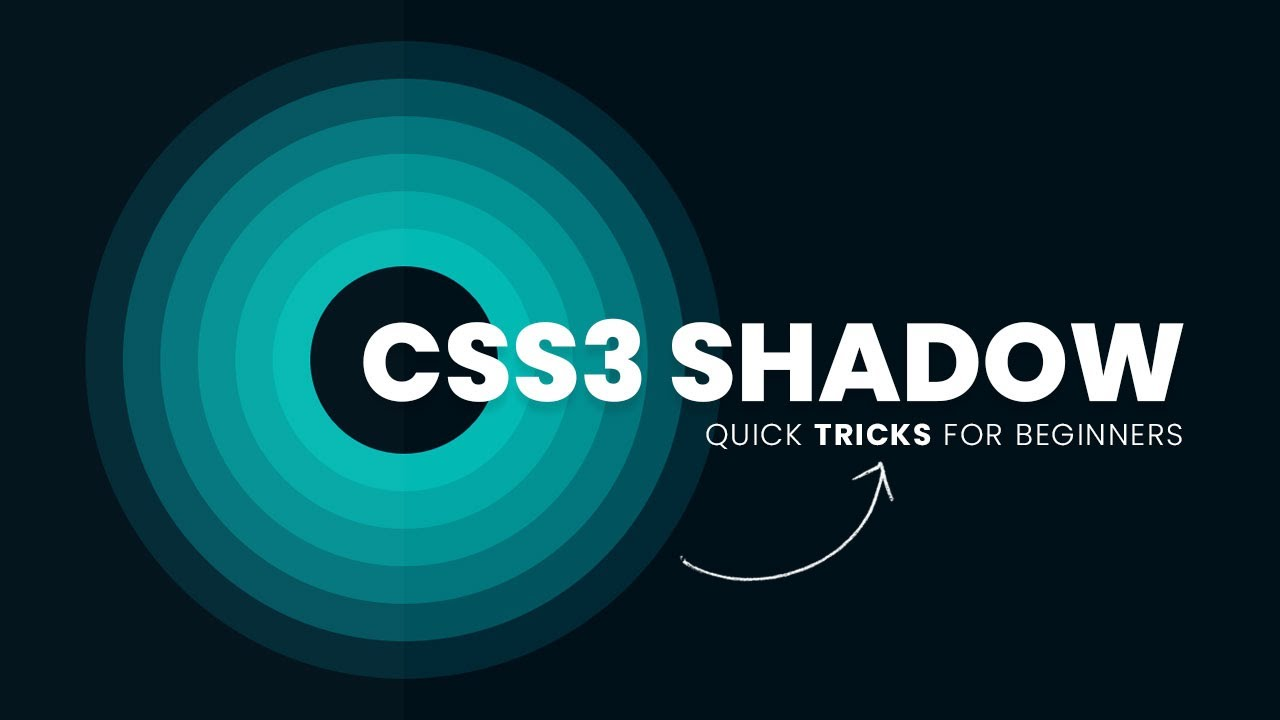 Quick CSS3 Shadow Effects Tutorial For Beginners | CSS Effects