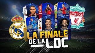 LA FINALE DE LA LDC !