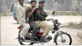 Pakistan police Funny Song Latest Funny clip 2013    Tune pk