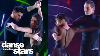 DALS S08 - Tatiana Silva & Jordan Mouillerac et Camille Lacourt & Hajiba sur Mission Impossible