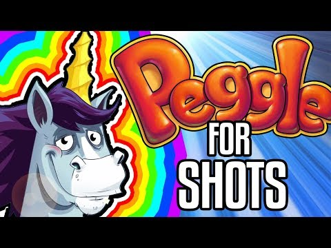 Peggle FOR SHOTS - Hutts Streams Peggle Deluxe