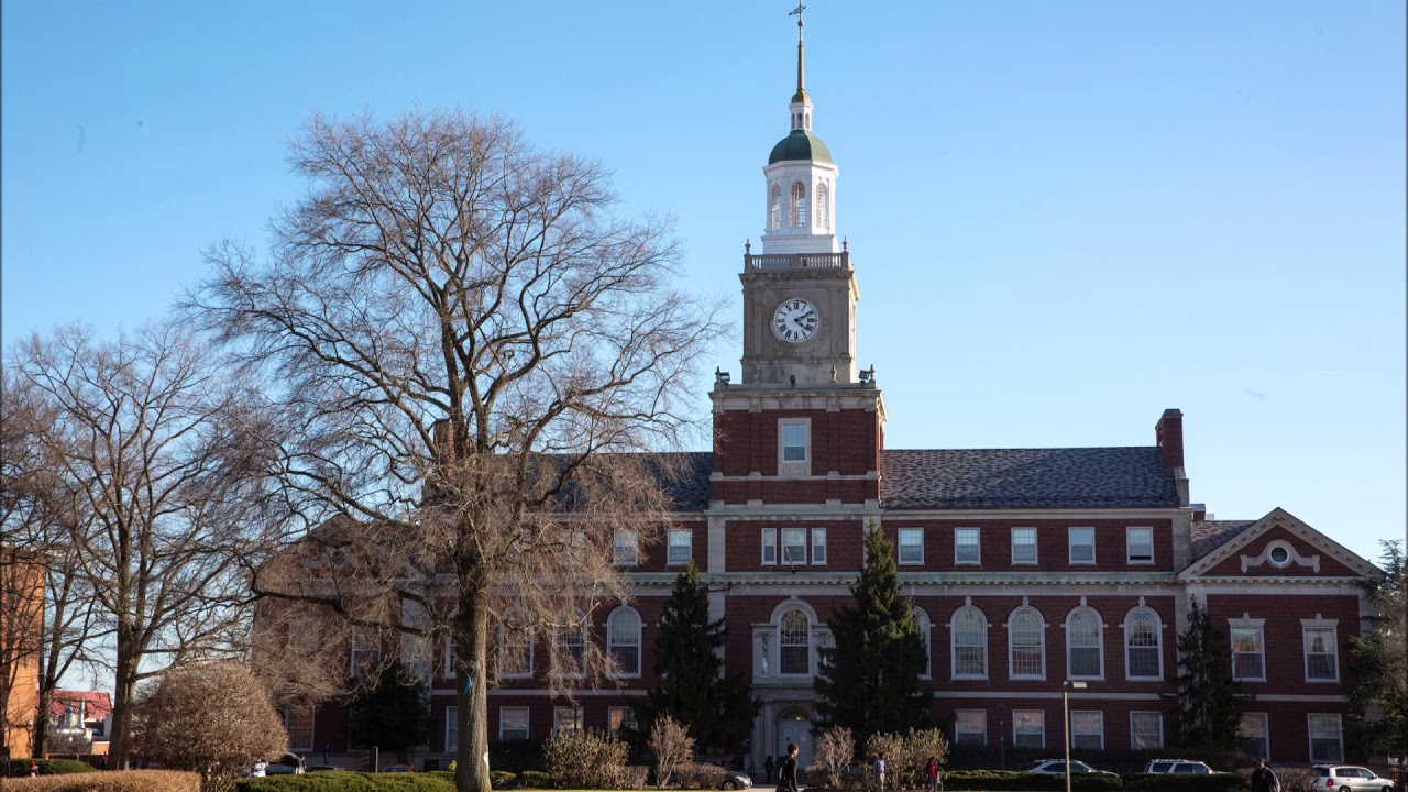Howard University President Bans Local Residents From Walking Dogs On Campus Amid Controversy