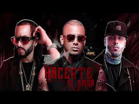 HACERTE EL AMOR | WISIN & YANDEL FT NICKY JAM