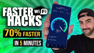 How To Make Your Internet Faster 2021 - 3 Easy Steps