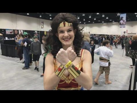 Calgary Comic and Entertainment Expo proves success