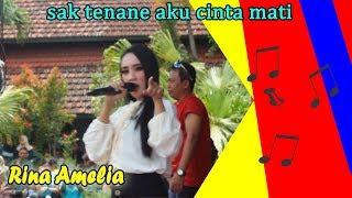 Single Terbaru -  Rina Amelia Aku Kudu Piye Live At Kota Malang