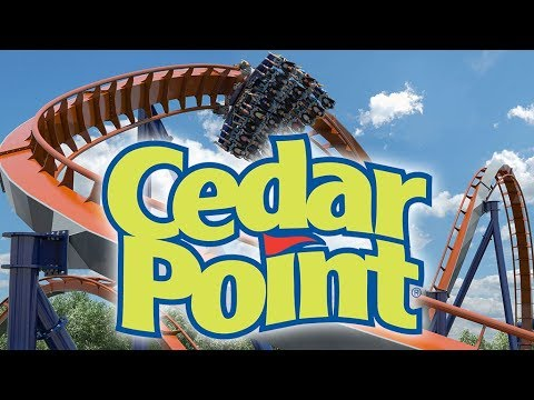 CEDAR POINT BEHIND THE SCENES