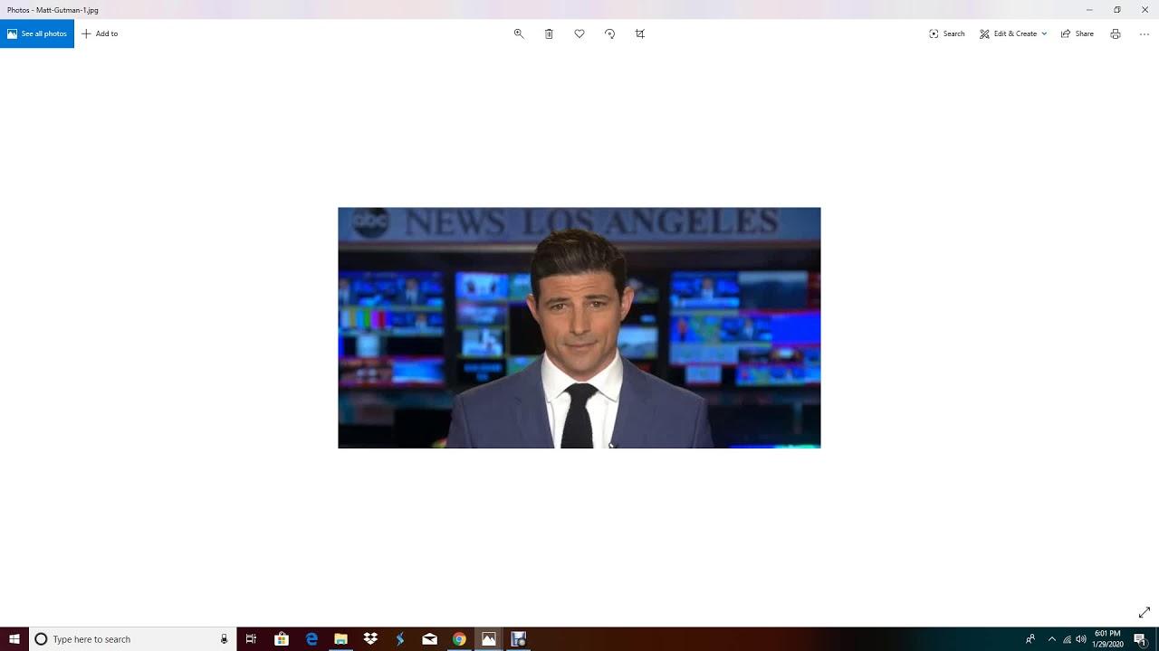 ABC Suspends Matt Gutman