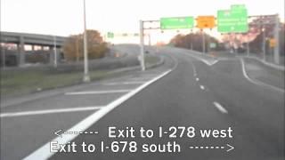 I-95 in New York