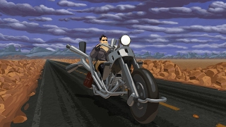 Full Throttle Remastered (PC) Playthrough - NintendoComplete