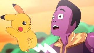 POKÉMON: Infinity War | Animación Buenísima