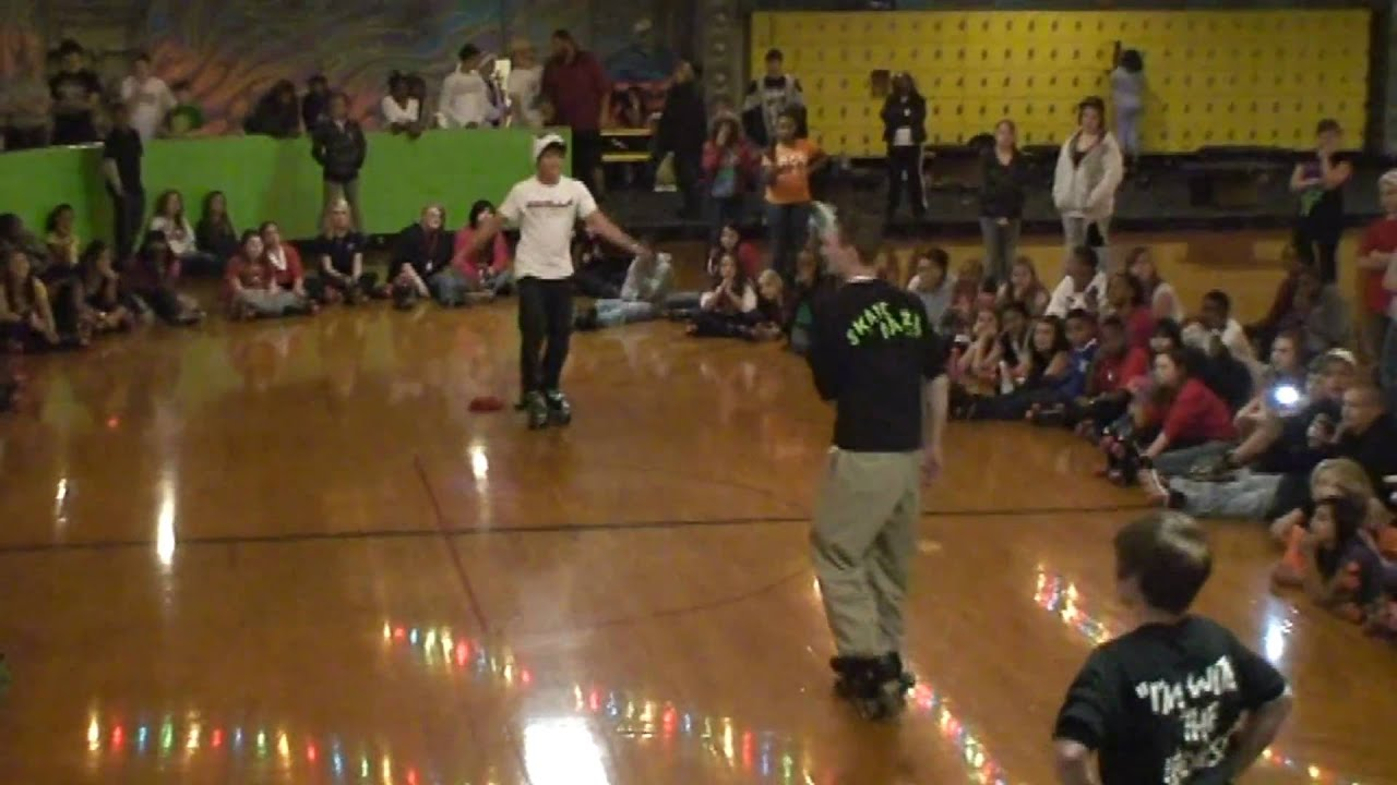 Roller skating omaha - Part 2 Brandon Perea Skatedaze 10 000 Jam Skating Challenge