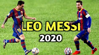 The Brilliance of Lionel Messi in 2020