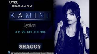Kamini - The Bitch | Message For Boys | Shaggy SD