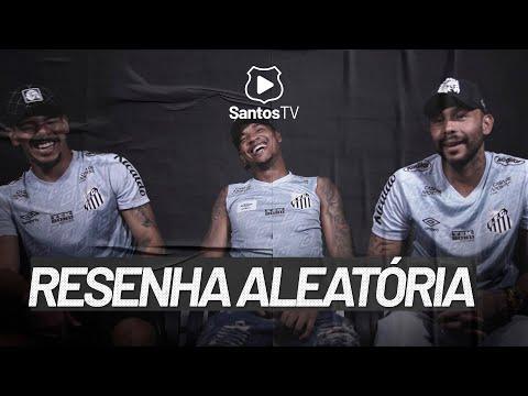RESENHA ALEATÓRIA   JOHN VICTOR, JOÃO PAULO E VLADIMIR