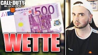500€ für EINE RUNDE Black Ops 4 !! | MarcelScorpion