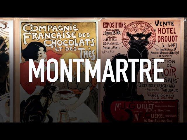 Montmartre, el barrio de los artistas de París / Viaje por Francia / Blog de viajes