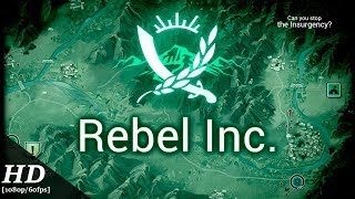Rebel Inc. Android Gameplay [1080p/60fps]