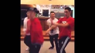 White Boy Dance Dab With A Nigga Like Me