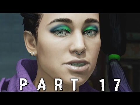 Watch Dogs 2 - SHANGHAIED - Walkthrough Gameplay Part 17 (PS4 PRO)